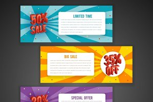 Discount flyer designs