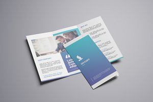 Trifold Corporate Brochure-V746