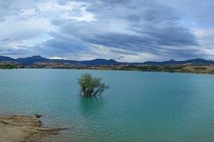 The Alloz reservoir in Lerate