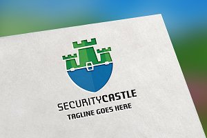 Security Castle Logo