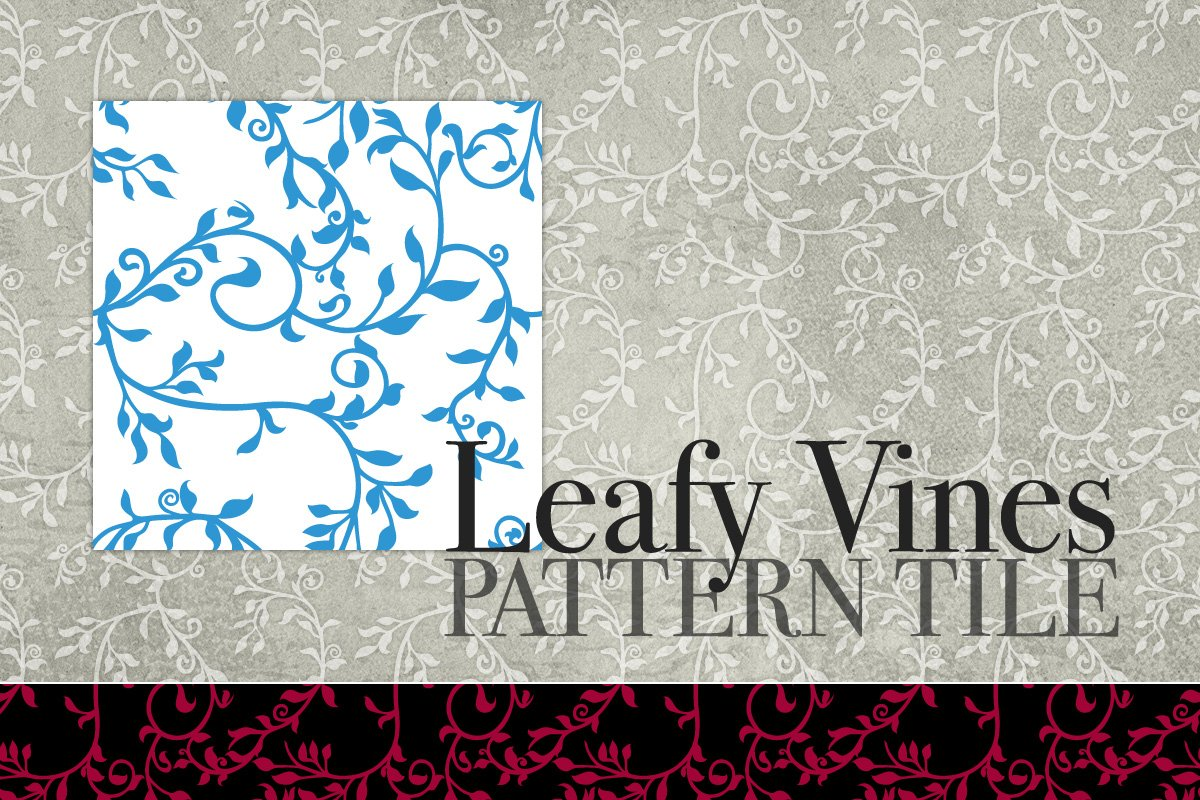 Vine Pattern Best Design