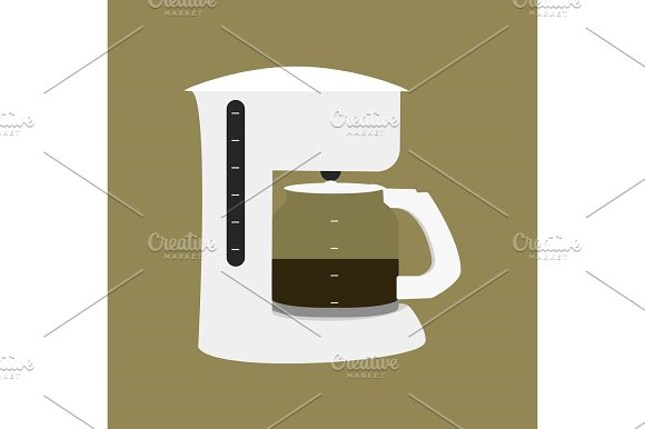 Coffee Maker And Boiler Machine