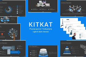 Kitkat Powerpoint Template