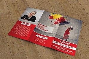 Trifold Creative brochure V79