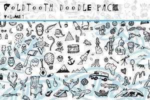Doodle Pack Volume 1