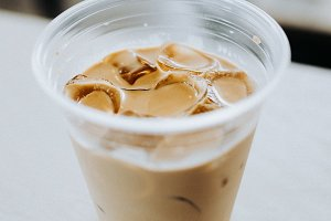 Iced Coffee or Iced Americano