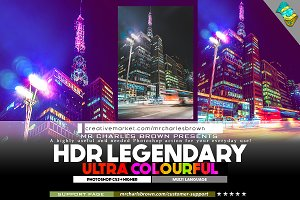 HDR Legendary Ultra Colourful