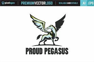 Proud Pegasus Logo