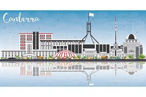 Canberra Skyline
