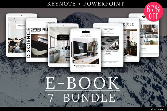 7x MINI EBOOK BUNDLE 67% OFF