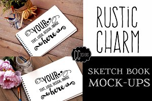 Rustic Charm Photo Mock Up