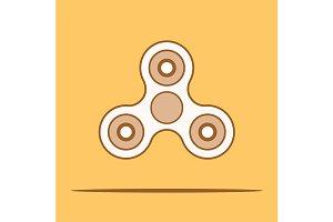 Hand Spinner Fidget.