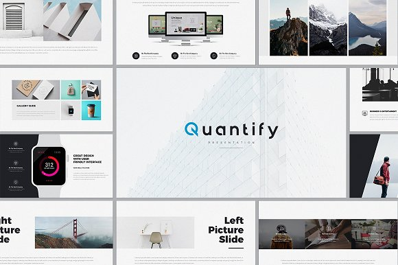 Quantify Powerpoint Presentation