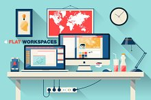 Office Workspace, Workplace