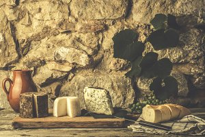 Types of Spanish cheese
