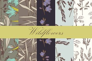 SALE! 50% Wildflowers