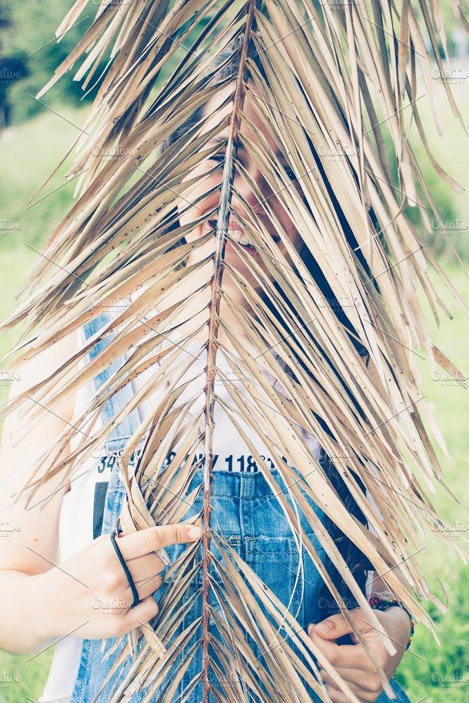 Shy teen girl.jpg - People