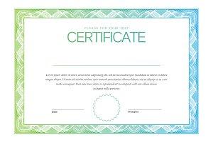 Certificate158