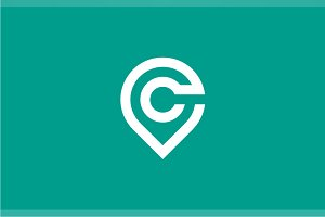 Center Point - C Logo