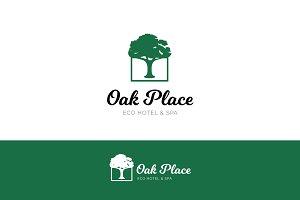 Oak Minimal Logo