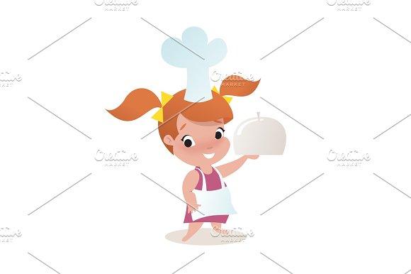 Little Girl Child Illustration