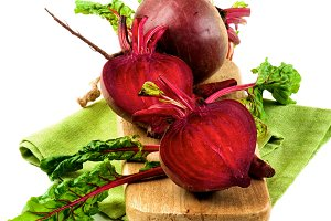 Fresh Young Beet