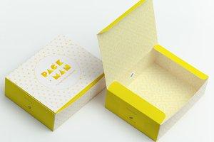 Sweet Box Mockup 06