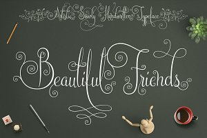 Beautiful Friends Script (60% OFF)
