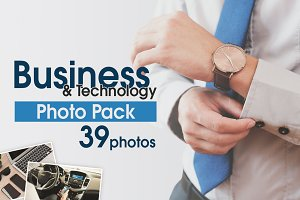 Business & Technology PhotoPack