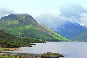 Lake District England UK