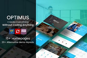 Optimus - Responsive WordPress Theme