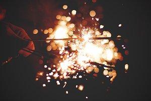 Night Sparklers
