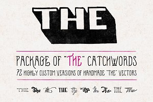 """The"" Package of Catchwords"