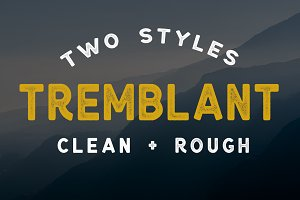 Tremblant - Two Styles