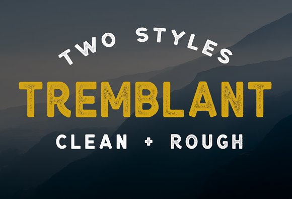 Tremblant Two Styles