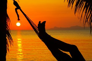 sunset legs