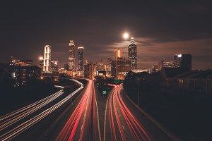 Midnight in Atlanta