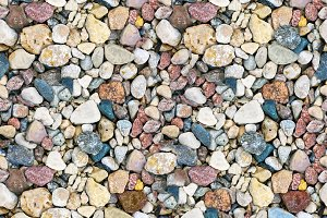 sea stones seamless texture