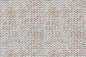Seamless texture of knitting wool