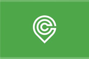 Centre Point - C Logo