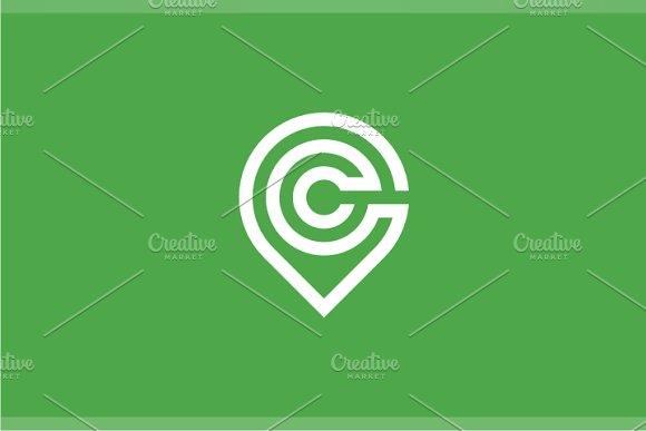Centre Point C Logo