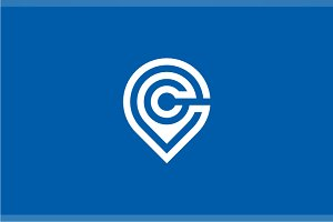 Central Point - C Logo