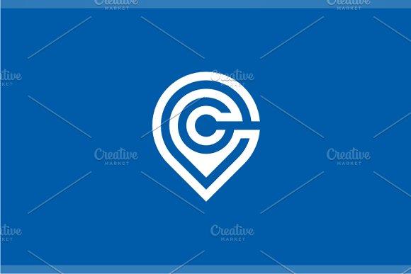 Central Point C Logo