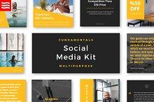 Fundamentals Social Media Kit