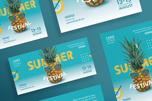 Flyers | Summer Festival