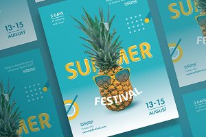 Posters | Summer Festival