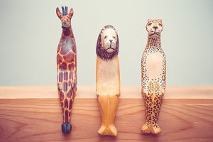 Wooden animals # 3