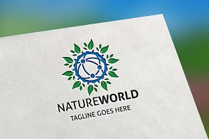 Nature World Logo