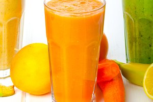 Smoothie day, time for healthy drink