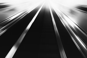 Vertical pale black and white business modern motion abstraction